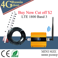 GSM Cellular Verstärker 4G LTE 1800 mhz GSM Handy Signal Booster Repeater DCS 1800 Mhz Handy Cellular GSM 1800 handy-in Signal-Booster aus Handys & Telekommunikation bei