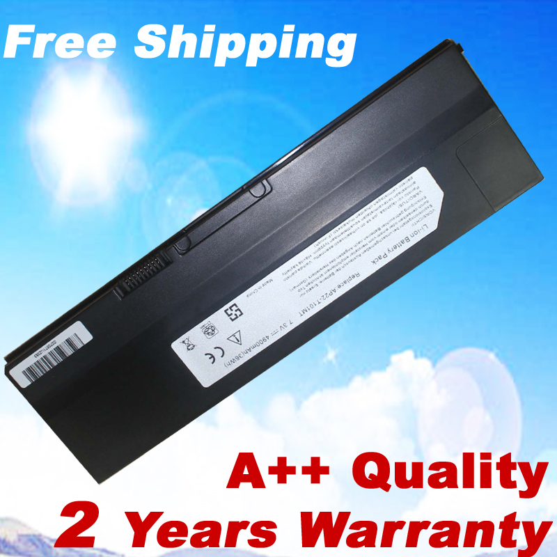 New 7.3V 4900mah replacement Laptop Battery for Asus Eee PC T101 T101MT AP22-T101MT 90-0A1Q2B1000Q 90-OA1Q2B1000Q Free shipping free shipping new 15 2v 64wh genuine b41n1341 battery for asus asus q502l q502la series laptop