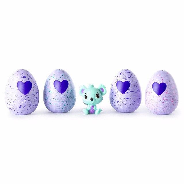 Brinquedos Criativos da novidade one piece Desenhos Animados Magia lol Escotilha Surpresa ovo Incubação do Ovo Mini brinquedo Boneca Animal Para Crianças de Natal presente