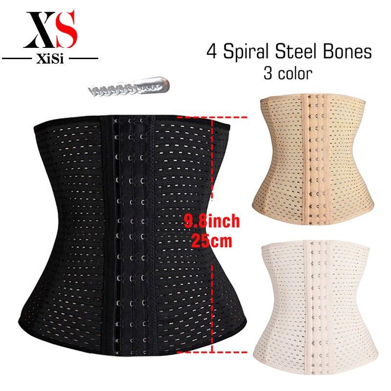 ee643d80086 summer style long corset dress slimming sexy waist trainer Shapewear ...