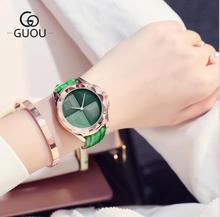 Moda Blush Na Moda Relógio De Quartzo Grande Mostrador do Relógio das Mulheres Relógio De Couro Senhoras Relógio Relógio Criativo Relógio Monte-lloo Femini