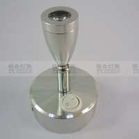 NEW R Own Power Emergency Light Display Lamp Camping Lamp Table Light Built In Lithium Battery