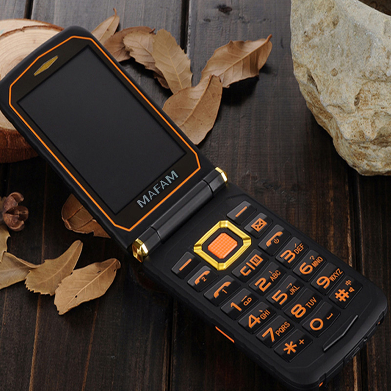 Toque Flip Doble pantalla doble Tierra Dual SIM Rover X9 vs X10 - Teléfonos móviles - foto 3