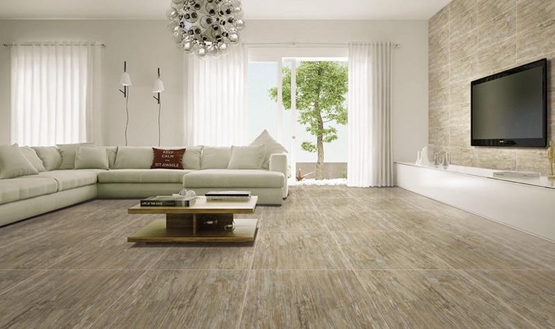 600600mm wood bricks ceramic tiles metallic glaze