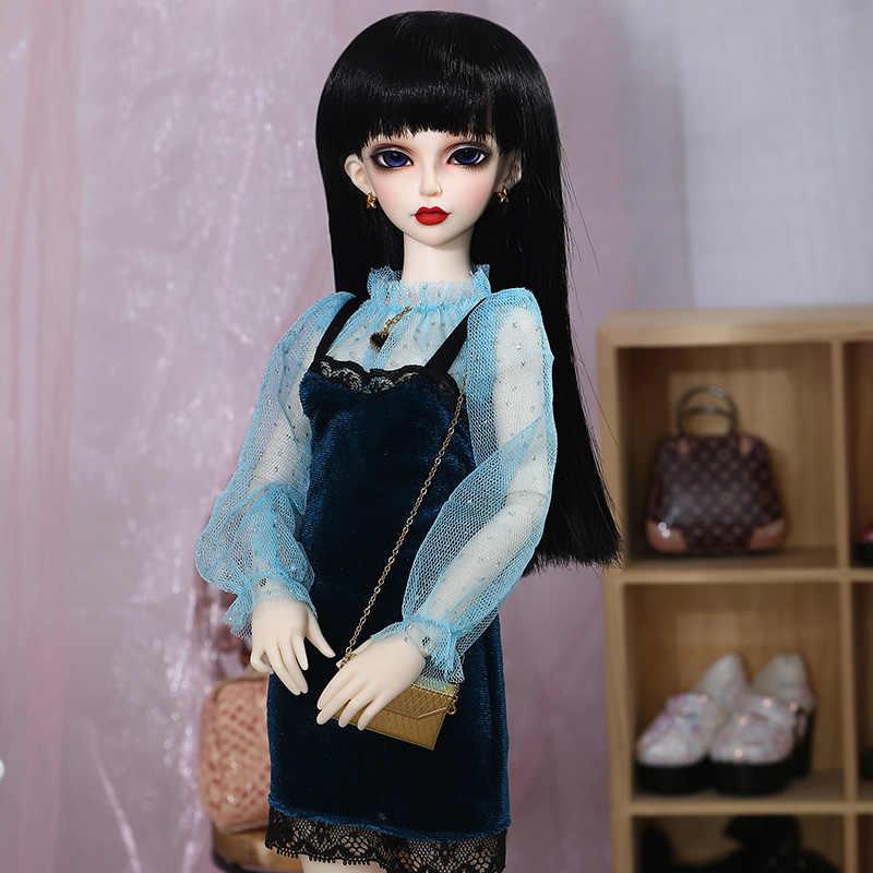 Новое поступление, миниатюрная кукла фэйриланд Nanuri bjd sd для мальчиков и девочек, тело 1/4 MSD модель тела куклы глаза, высокое качество, магазин игрушек