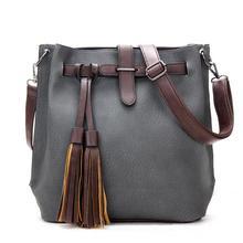 Mode Neue Crossbody Tasche einzelner schulterbeutel Eimer handtasche frauen umhängetasche