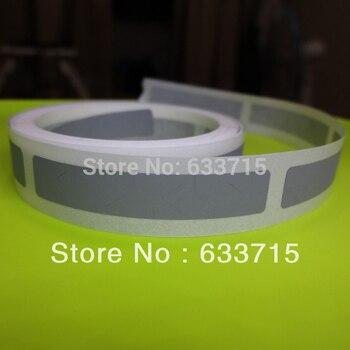 8*30mm scratch labels USD96/10000 pieces