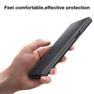 Image 3 - Оригинальный чехол со светодиодной подсветкой для SAMSUNG, умный чехол для телефона Samsung Galaxy Note 9, Note 9, SM N9600, N9600