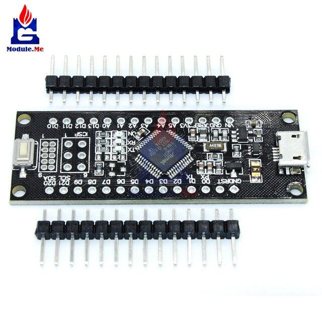 US $8 76 15% OFF|SAMD21 M0 Mini 32 Bits ARM Cortex M0 Core for Arduino Zero  WeMos D1 USB SAMD21 M0 Mini 32Bits ARM Cortex M0 Core for Arduino UNO-in