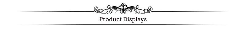 Product-Displays