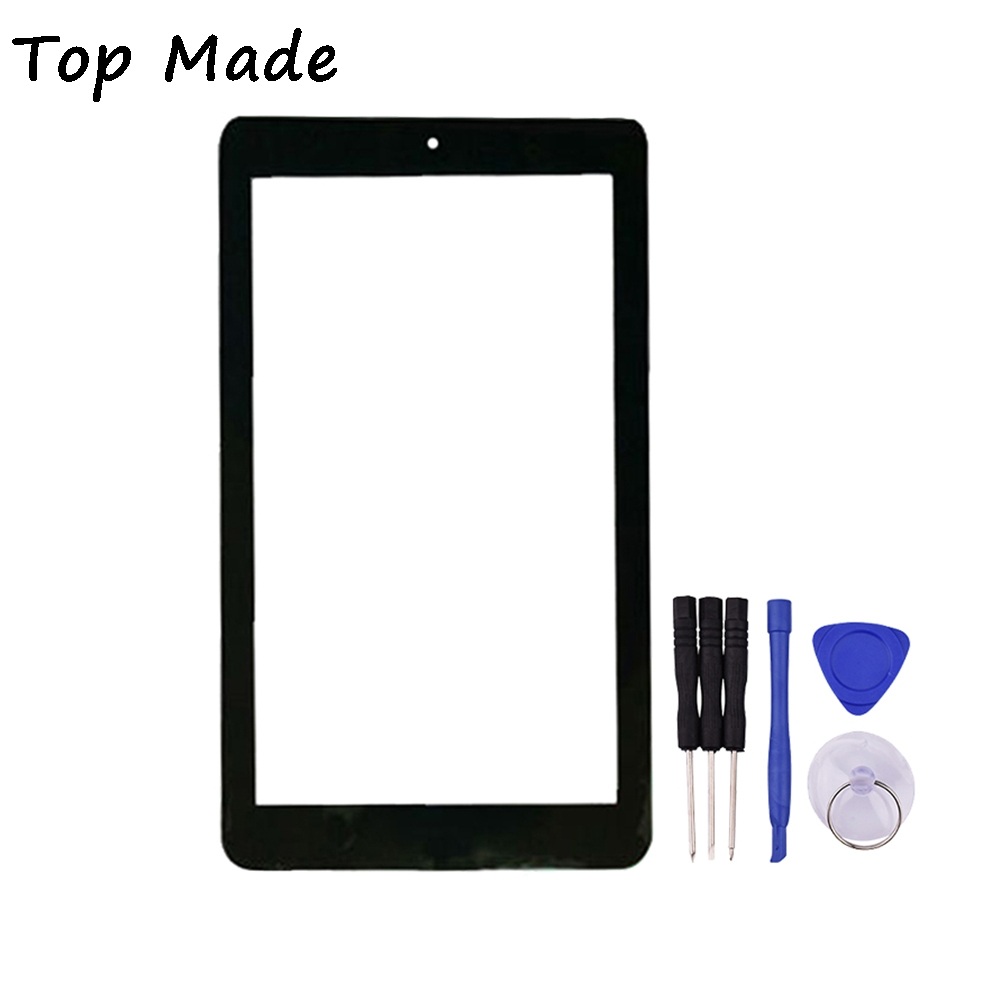 New JDC.3655FPC-A for   POP7 P310X 7 inch Touch Screen Glass Panel Sensor Replacement vitek 3655 brown