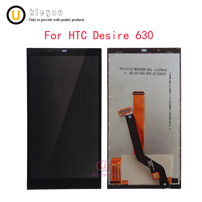 For HTC Desire 630 LCD Display Touch Screen Digitizer Assembly Mobile Phone Replacement Repair Parts For HTC 630 LCD
