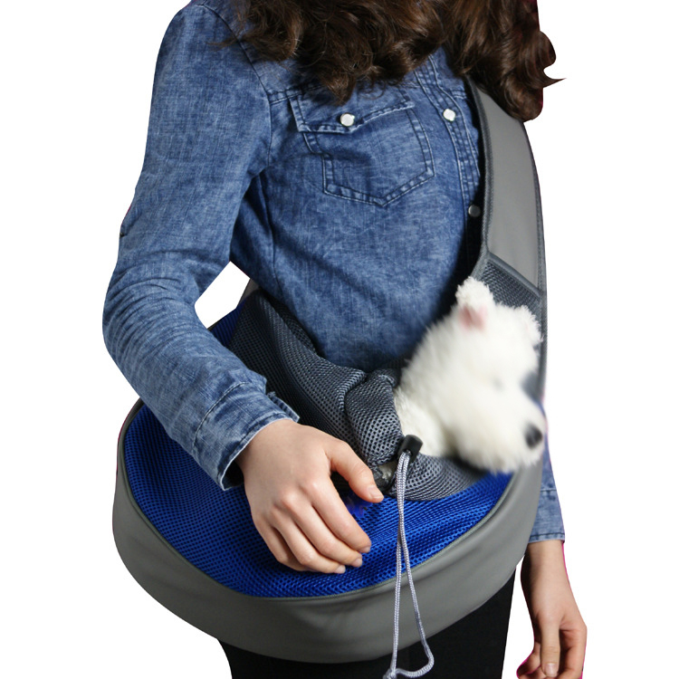 Pet Dog Cat Puppy Carry Travel Tote Shoulder Bag Purse Sling pets bag S