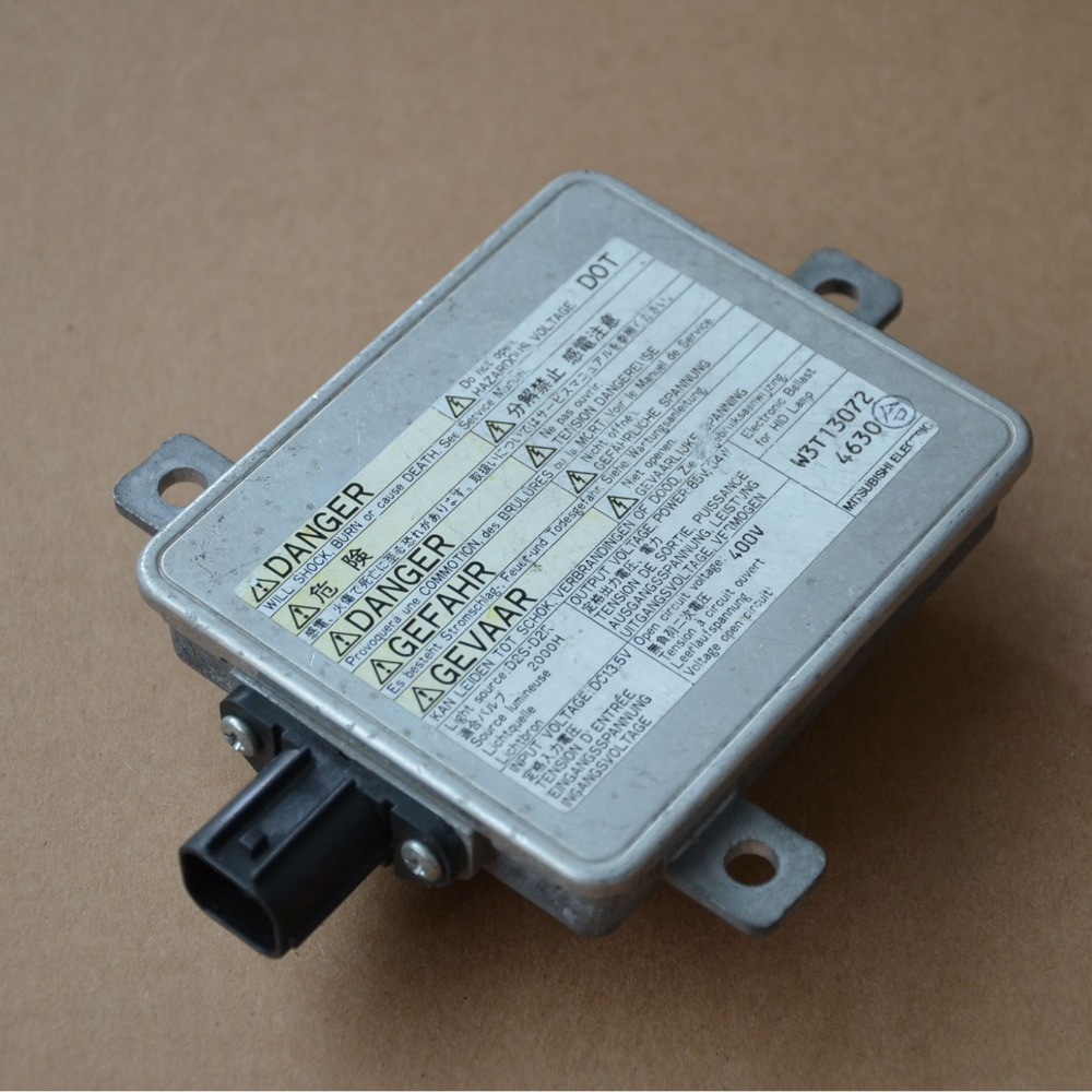 Оригинальный Ксенон Балласт HID Инверторного Управления Блок ECU Коробка Для Acura TL TSX RDX, Ксеноновые D2S D2R Блок Зажигания используется Mitsubishi