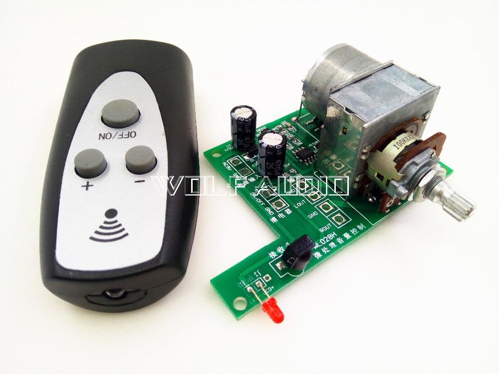 Control Volume Aerodynamic : Remote volume control