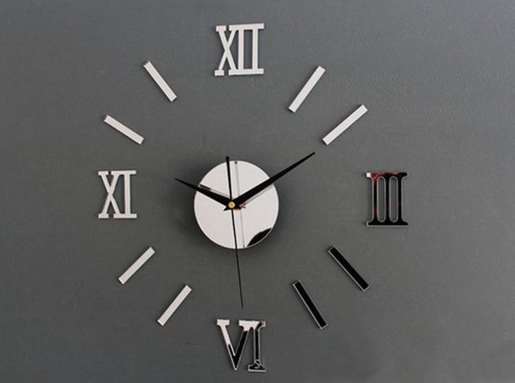 Aliexpress.com : Buy 3D Wall Clock Modern Design Wall