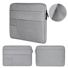 Laptop Sleeve Case Bag for Macbook Air 11 13 Pro 13 15 New Retina 13 15 Cover Notebook Computer Pouch bag 13 14 15.4 15.6 inch hot zipper computer sleeve case for macbook laptop air pro retina 11 12 13 14 15 13 3 15 4 15 6 inch notebook touch bar bag