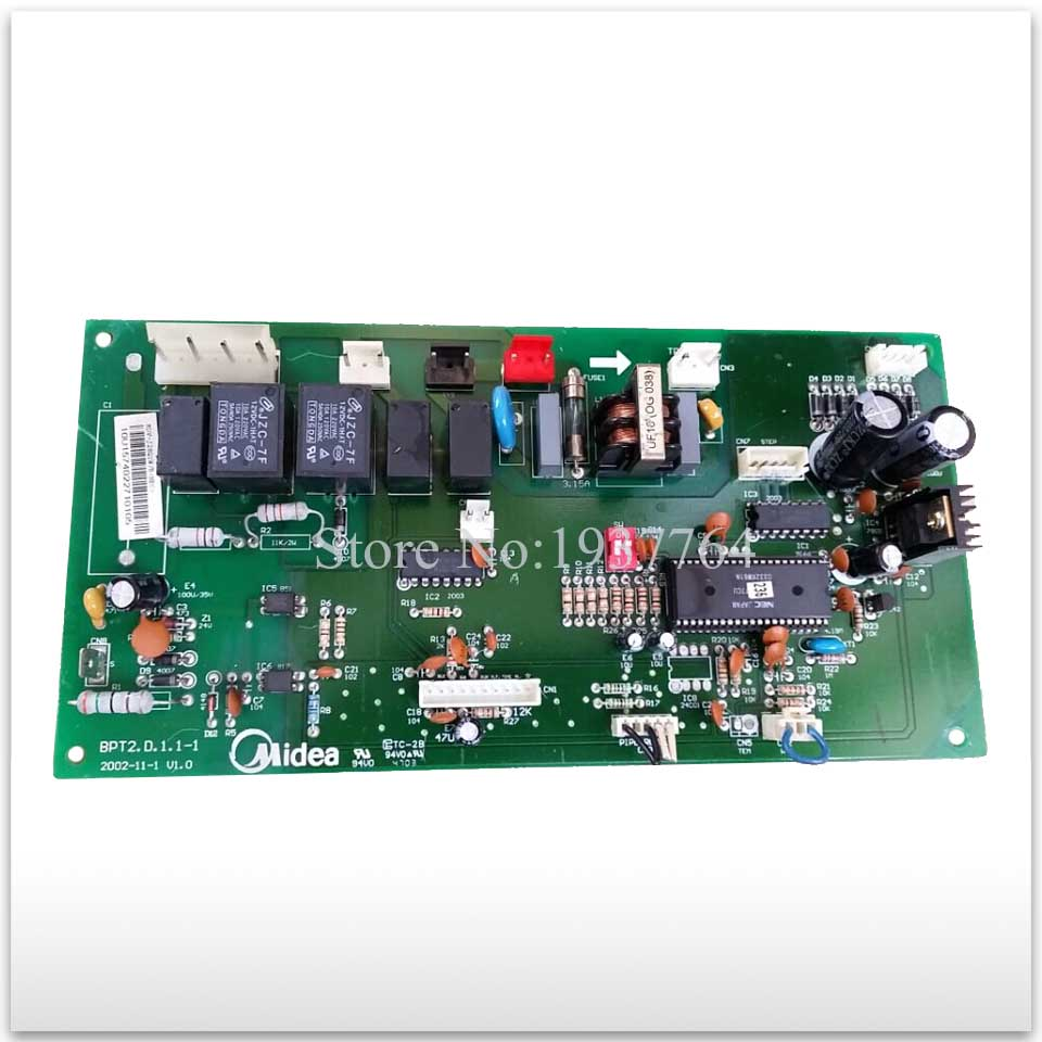 95% new for Air conditioning computer board circuit board MDV-J28Q1W/B(NEC) BPT2.D.1.1-1 board good working  95% new good working for midea air conditioning computer board mdv d22t2 d 1 4 1 mdv d22t2 board
