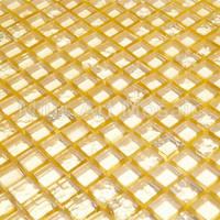 Pure gold glass mosaic Bisazaa tile for kitchen backsplash A5TC 1301