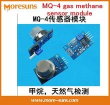 Fast Free Ship 10pcs/lot MQ4 for arduino MQ-4 Natural gas sensor module,MQ-4 methane sensor module
