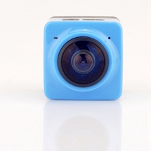 Mini sport cam CUBE360 Sports Action Camera 720P 360-degree F2.0 VR Camera Build-in WiFi extremer car DVR Sport camcorder