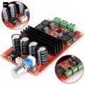 Прочный 100 Вт 12 В ~ 24 В TPA3116D2 Двухканальный Цифровой Аудио Усилитель Доска Для Arduino Высокая эффективность