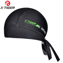 X-Tiger 6 Colors 100% Polyester Breathable Cycling Headwear/Summer Bike Ciclismo Scarf Bandana/MTB Bicycle Caps Headbands
