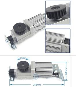 Image 2 - محرك باب أوتوماتيكي محرك تيار مباشر بدون فرشاة ملحقات باب أوتوماتيكية محرك مربع