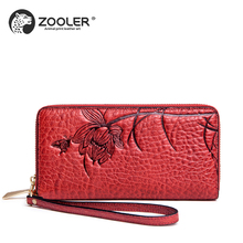ZOOLER 2019 new women genuine leather handbags luxury brand bags real leather shoulder bags women messenger bags Sales  -G200