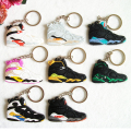Jordan 8 Keychain, Sneaker Key Chain Key Ring Key Holder for Woman and Girl Gifts Porte Clef