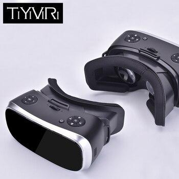 Óculos 3D Óculos de realidade virtual para PS 4 Xbox 360 Xbox One 2560 * 1440 P Display HDMI Android 5.1 Tudo em um fone de ouvido VR 1