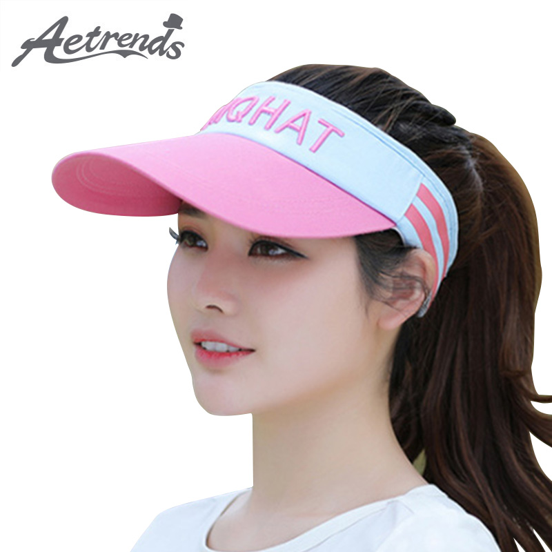 cf126ed3a7f71 Sun Hats for women summer solid packable sun visor hat with big heads wide  brim beach ...