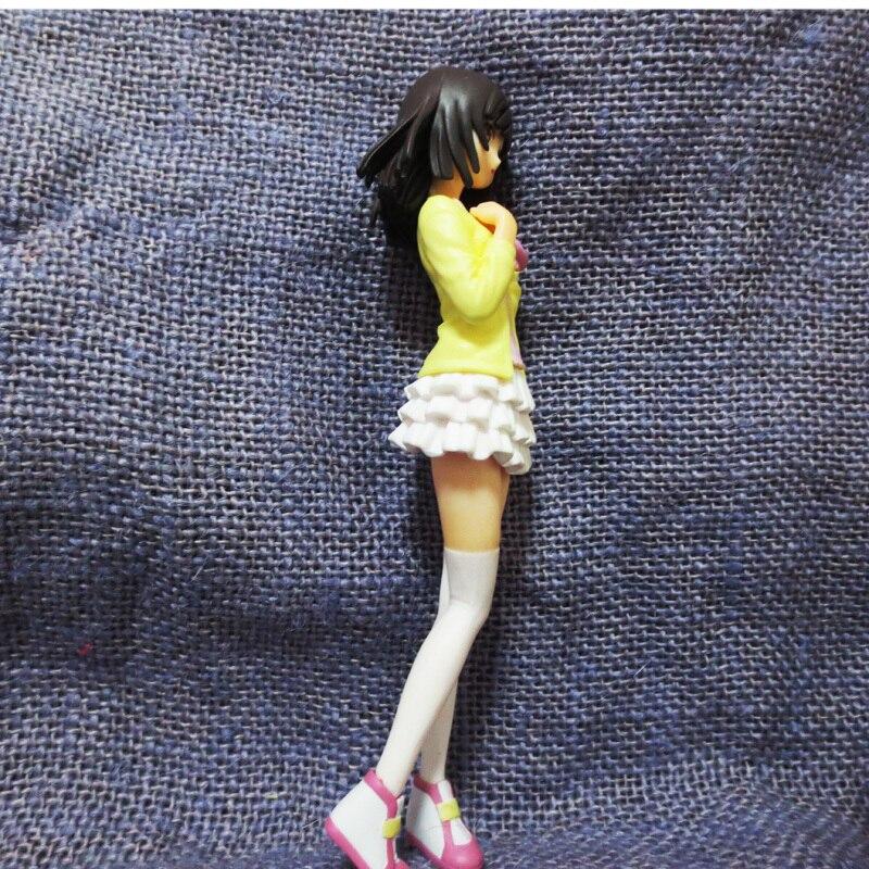 BAKEMONOGATARI x NISEMONOGATARI Mayoi Hachikuji DXF Figure Nadeko Sengoku Anime
