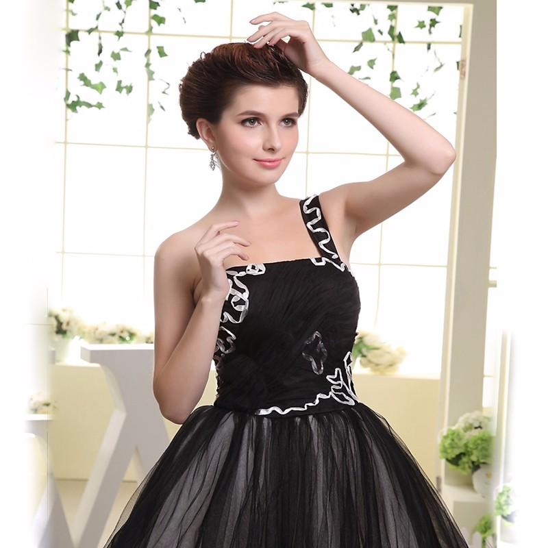 Cocktail-Dresses-2017-A-Line-Evening-Sweetheart-Neck-Satin-Custom-Made-Cheap-Knee-Length-Dress (3)