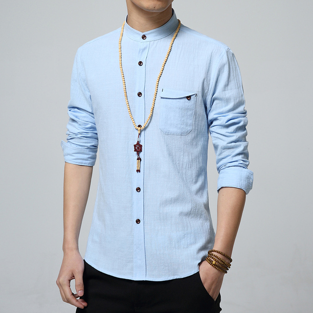 Men's Stylish Casual Cotton Shirt