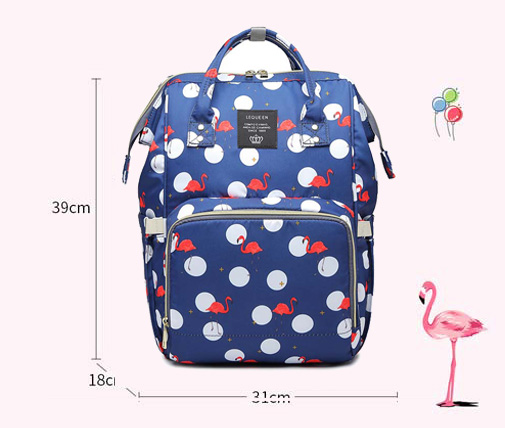 Mommy Bag Diaper Large Capacity baby bag travel Nappy diaper backpack waterproof anti-loss maternity bag handbags for moms