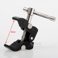 Super Clamp L For 7 11 Inch Magic Arm Camera Camcorder LED Light Movie Kit Free
