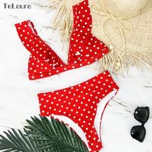 Sexy Hoge Taille Bikini LI01