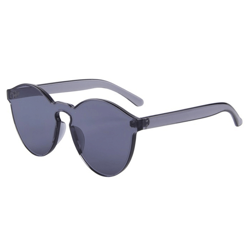 HTB1xOLVOVXXXXXeXXXXq6xXFXXXn - Fashion Women Flat Sunglasses Luxury Brand Designer Sun glasses Integrated Eyewear Candy Color UV400 de sol feminino