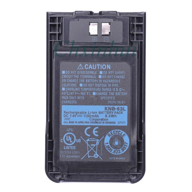 KNB-63L 1130mAh Li-ion Battery For Walkie Talkie KENWOOD Radio TK-2000 TK-3000 TK-3501 TH-K20A TH-K20E TH-K40A TH-K40E TK-U100