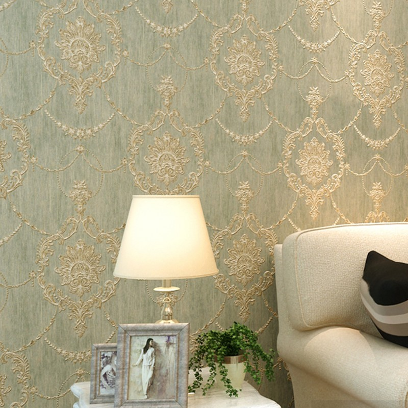 все цены на beibehang papel de parede para sala Wall sticker wallpaper bedroom room stereoscopic 3D wall papers home decor papier peint онлайн