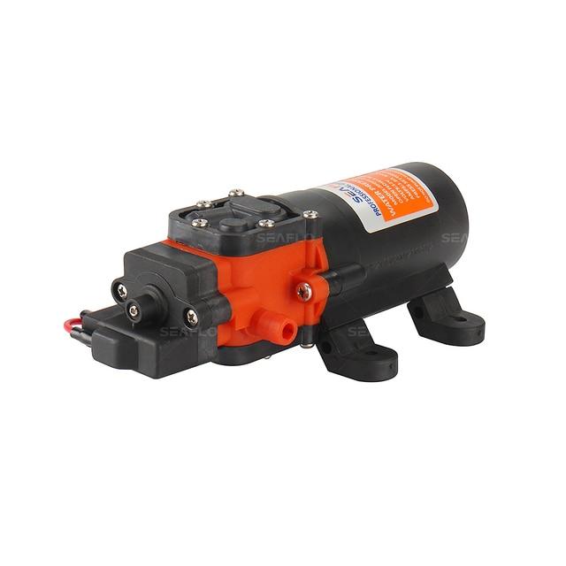 Seaflo Marine Water Diaphragm Pump 12 v 40PSI 1.0 GPM 3.8 LPM Water Transfer Motor for rv Caravan