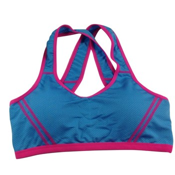 2018 New Women Sports Bra Sexy Padded Absorb Sweat Tank Top Athletic Vest Gym Fitness Stretch Fitness Seamless Yoga Bras ZM14 10