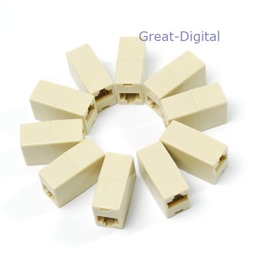 20pcs/lot RJ45 Laptop Ethernet Network LAN Plug Adapter Connector J34 rj45 connector cat5 cat6 lan ethernet splitter adapter 8p8c network modular plug for pc laptop 10pcs aqjg