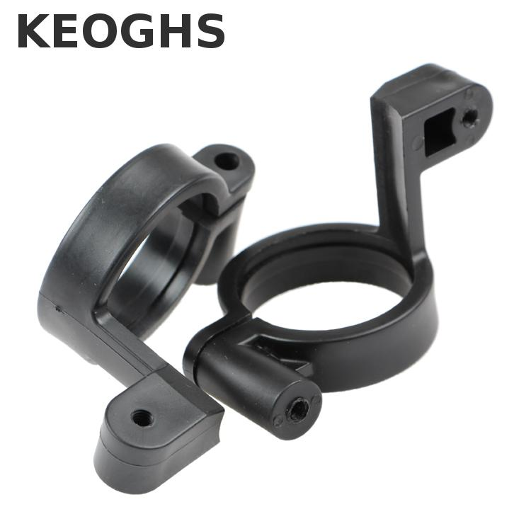 Keoghs Motorcycle Front Shock/fork Tube Clamp Fender Bracket For Yamaha Scooter Modify