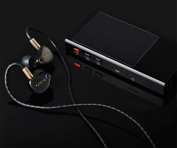 XDuoo X20 DSD Hi-Fi Bluetooth 4.1 Jogador