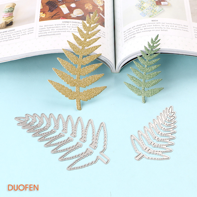 030164030165 Bush Leaf Branch Stencil Metal Cutting Dies For Diy Papercraft Project Scrapbook Paper Album Greeting Cards Back To Search Resultshome & Garden