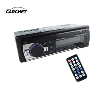 CARCHET DC 12V Bluetooth Car MP3 Player Hands free call lossless music radio automobile auto car audio car CD player FM USB AUX