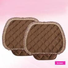 Car Styling Beautiful Lace Car Seat Non-Slip Cushion for Female