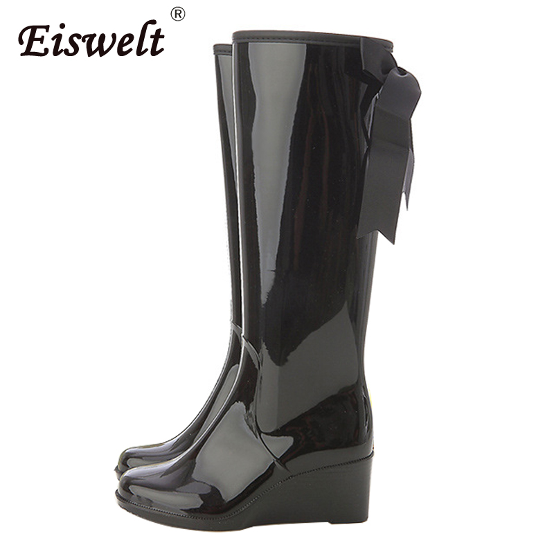 Popular Rain Boots Wedge-Buy Cheap Rain Boots Wedge lots from ...